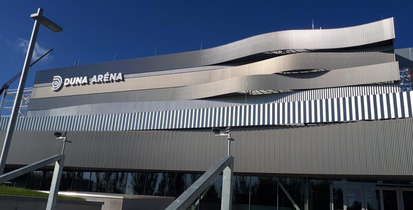 Архітектори і технологи компанії АТМ відвідали головний об'єкт проведення 17-го Чемпіонату світу FINA в Будапешті