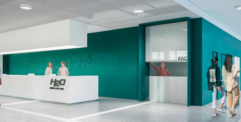 Комплекс Н2О Коломия – продовження масштабного проекту міжнародного водно-спортивного центру