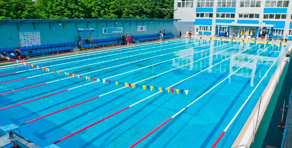 Олімпійський басейн в м. Курахово